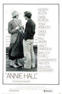 2 nuovi corsi basati sui film: 'ANNIE HALL' di Woody Allen – da 21.09.2016!