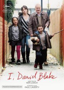 2 nuovi corsi basati sui film: 'I, DANIEL BLAKE' di Ken Loach – da 19.10.2016!