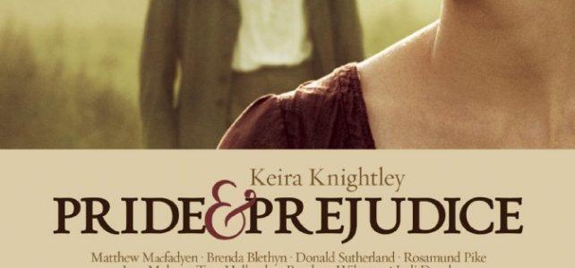 NUOVO: 5 nuovi corsi di inglese basati sui film: 'PRIDE & PREJUDICE' di Jane Austen dal 12.04.2017!!!