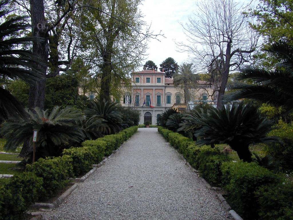 Corsi Inglese Pisa Lucca Tuscan English Academy Orto Botanico