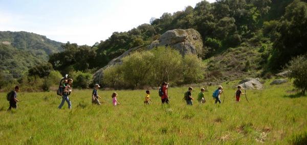 Hiking-Corsi Inglese Pisa Lucca Tuscan English Academy