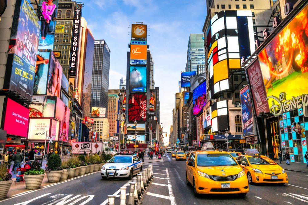 Un viaggio di gruppo a New York City per 5 giorni di full-immersion: 22-27 Giugnio 2017!