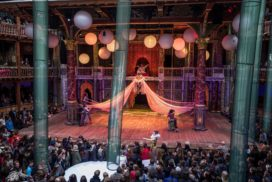 NEW: Full-Immersion Weekend with Shakespeare in London – 24-26.06.2016!