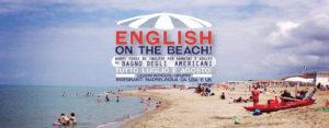NEW: 'English on the Beach' @ Bagno degli Americani!!!