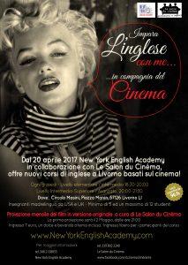 NUOVO: New York English  Academy al Livorno! Dal 20.04.2017!!!