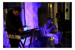 PISA: Live Jazz & English Party with 'NOW!' (Florence) & The Poetry of Amiri Baraka (In Collaboration with Black History Month Florence) @ New York English Academy