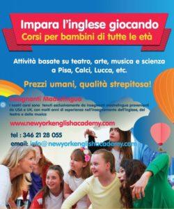 MIGLIARINO: Corso per bambini di età 8 (terza elementare) @ Istituto Duchi Salviati