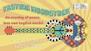 NUOVO – 26.06.2019! Tasting Woodstock (1969-2019) al Bagno degli Americani!