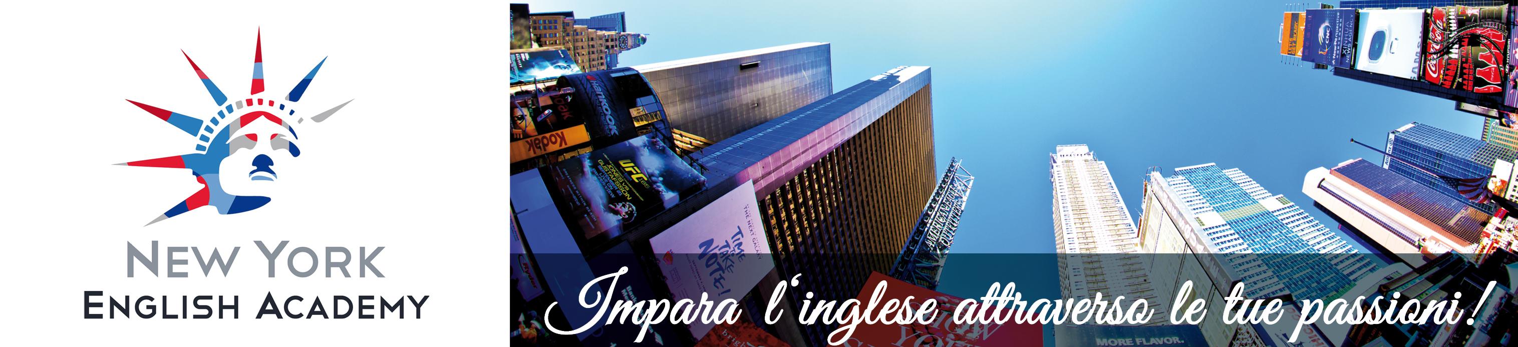 NEW YORK ENGLISH ACADEMY – Corsi di Inglese Pisa, Lucca, Livorno…